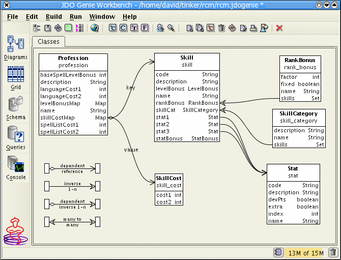 JGraph sample (click for details)